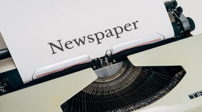Studie: pouze 8 % tiskových zpráv je novináři medializováno